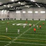 Soccer indoor field