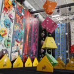 Climbing playroom