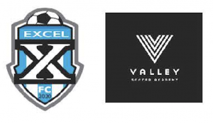 Excel FC 2020 and Valley soccer academy