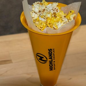 Highlands Sports Complex Cafe Popcorn
