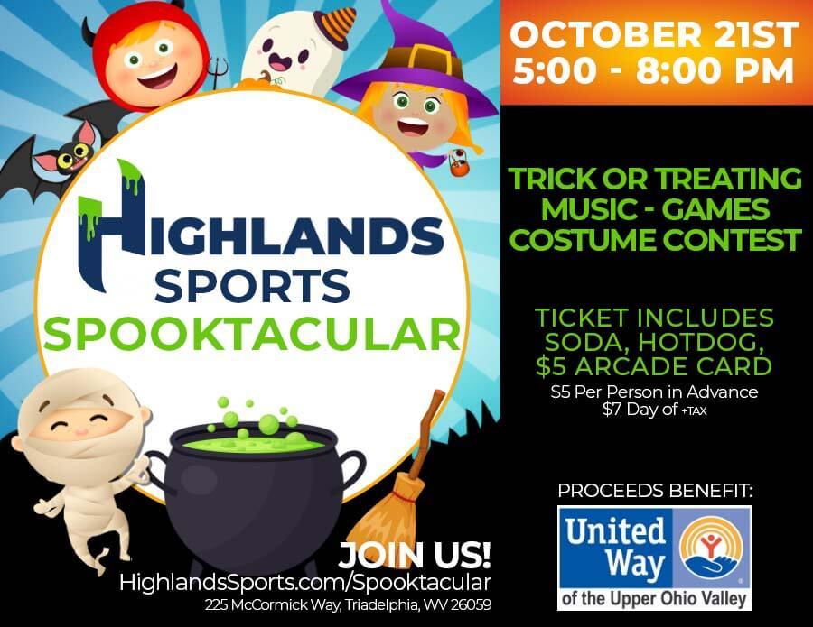 Highlands Spooktacular